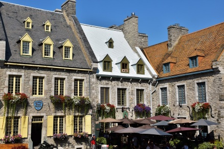 Some of the houses look exactly like they were taken directly from Brittany