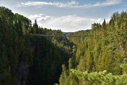 Hell's Gate Canyon