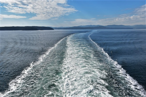 Ferry, Vancouver Island