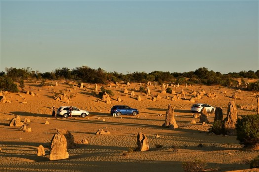 Cars, Pinnacles