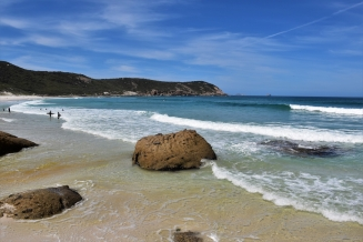 Squeaky Beach, Wilsons Promontory National Park