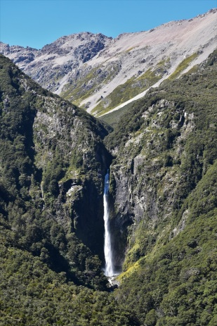 Waterfall, Avalanche Peak
