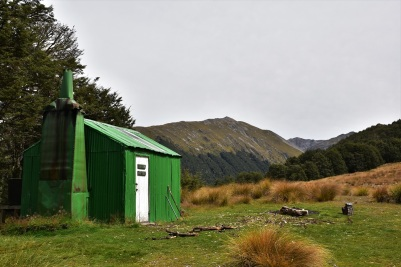 Bealey Hut