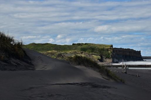 Black Sand Beach, Patea