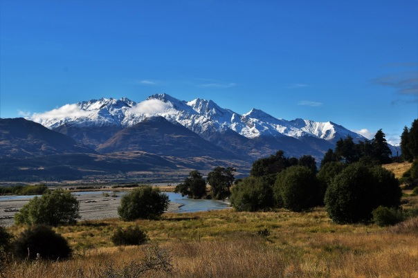 Mountains around Glenorchy