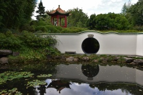Chinese section, Hamilton Gardens