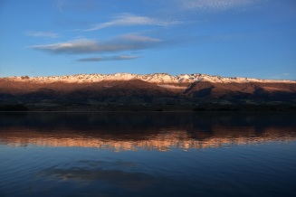 Sunrise, Lake Dunstan