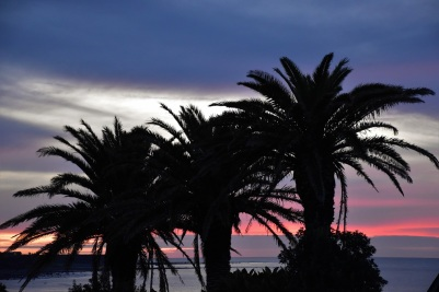 Sunset, New Plymouth