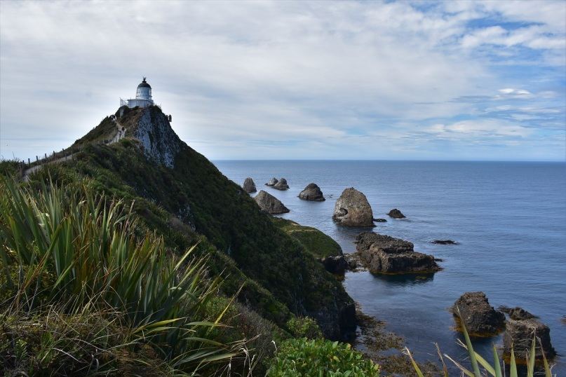 Lighthouse, Nugget's Point