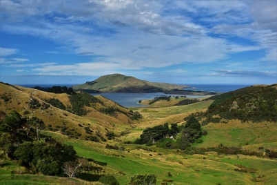 Summit Road, Otago Peninsula