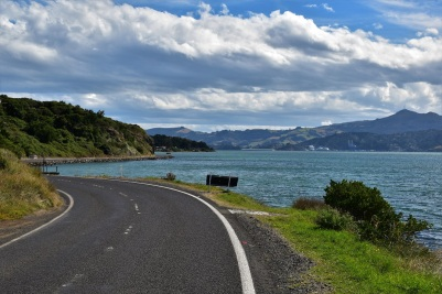 Portobello Road, Otago Peninsula