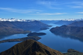 Lake Wanaka, Roy's Peak