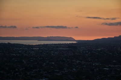 Sunset, Mount Eden