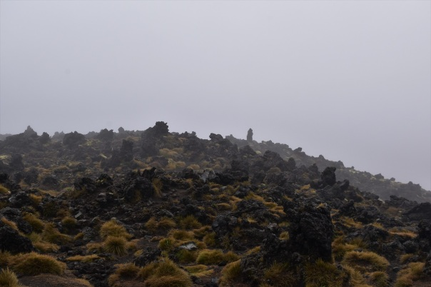 Ancient lava flows