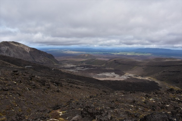 South Crater, Tongariro Alpine Crossing