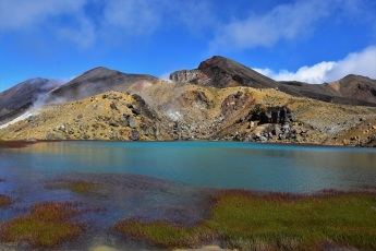 Emerald Lakes, Tongariro Alpine Crossing