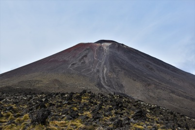 Mount Ngauruhoe, Tongariro Alpine Crossing