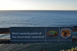 Easterly point, Byron Bay