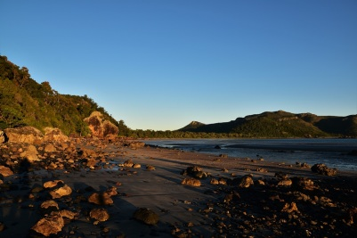 Sunrise, Cape Hillsborough