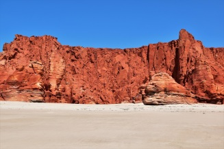 Red cliffs, Cape Leveque