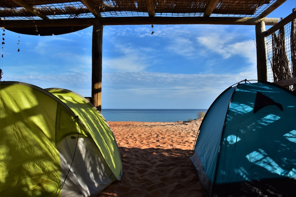 Camping, Kooljaman, Cape Leveque