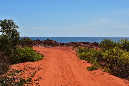 Cape Leveque, road