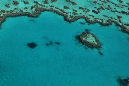 Heart Reef, Whitsunday Islands