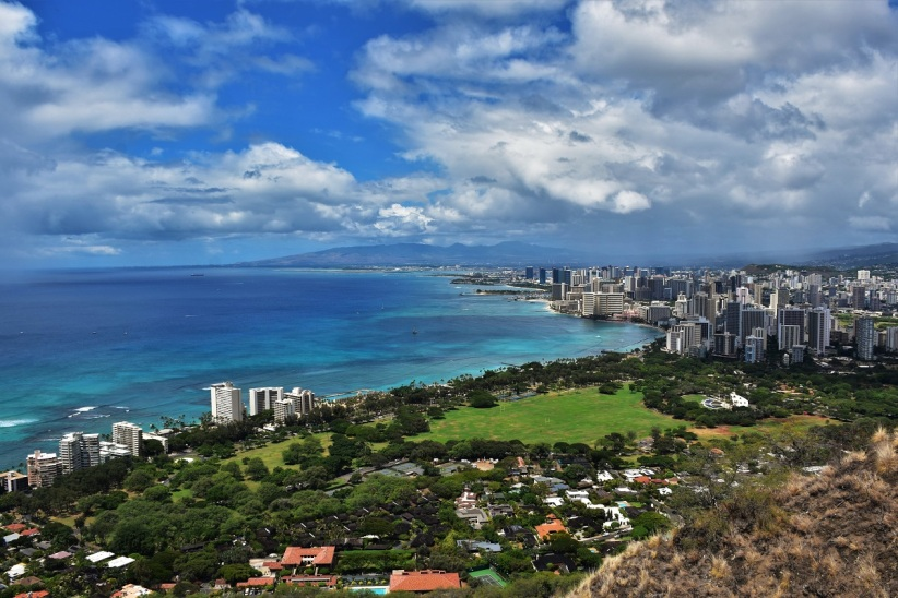 Honolulu, Diamond Head