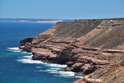 Cliffs, Kalbarri National Park