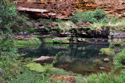 Circular Pool, Karijini National Park