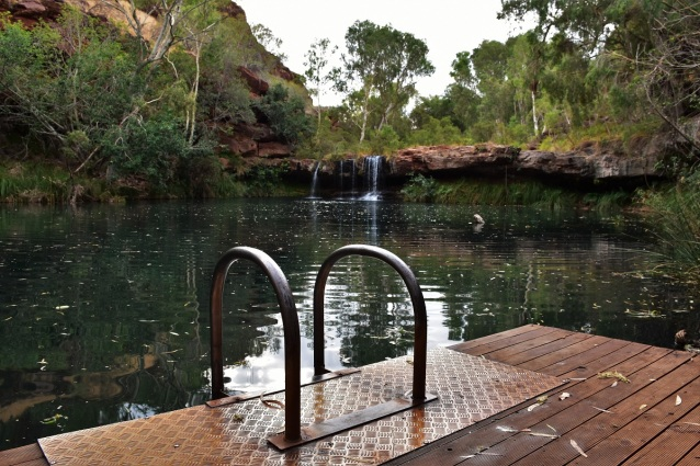 Fern Pool, Karijini National Park