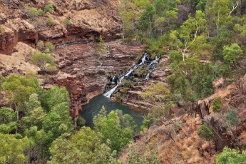 Fotescue Falls, Karijini National Park