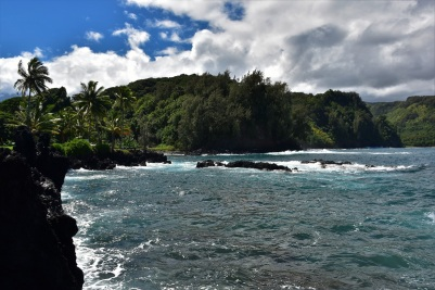 Keanae Lookout, Road to Hana