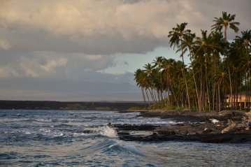 Kiholo Bay, Big Island