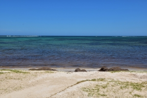Lancelin, beach