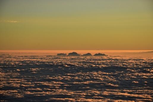 Sunset, Mauna Kea, Big Island