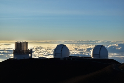 Telescopes, Mauna Kea, Big Island