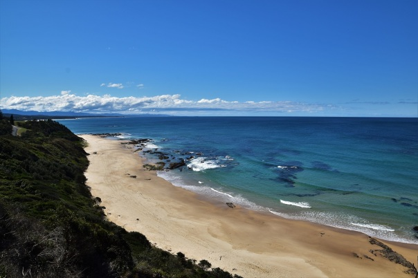 Shelly Beach, Nambucca Heads