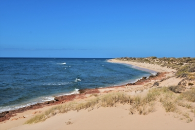 Bundebi Beach, Cape Range National Park