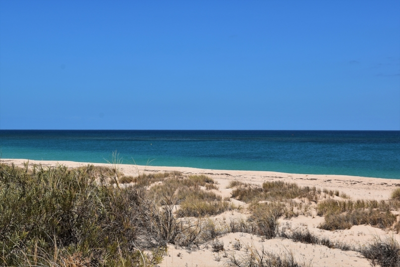 Bundegi Beach, Cape Range National Park