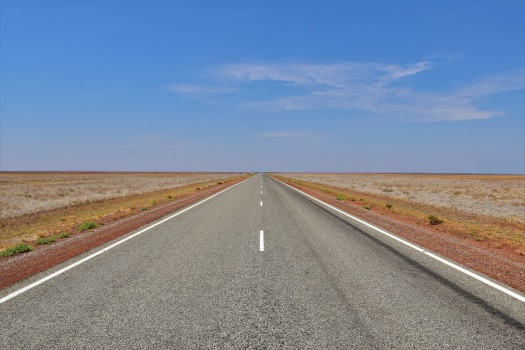 Road, outback