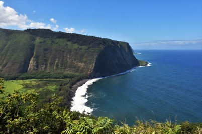 Waipio Valley Lookout, Big Island