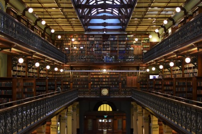 Adelaide, Library, Mortlock Wing