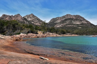 Honeymoon Bay, Freycinet National Park, Tasmania