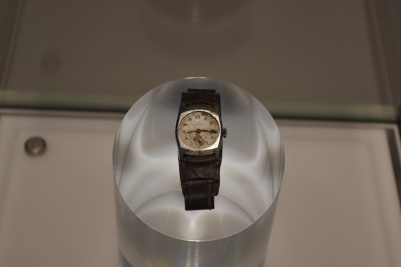 Watch, Peace Museum, Hiroshima
