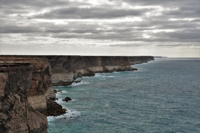 The Great Australian Bight, Nullarbor Plain