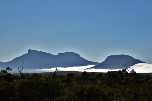 Clouds, Stirling Range National Park