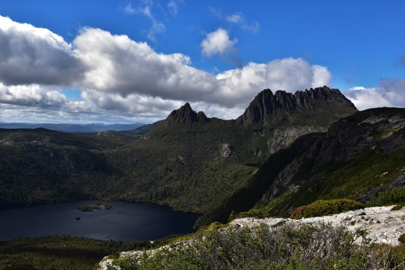 Dove Lake, Cradle Mountain, Marion's lookout, Tasmania