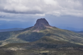 Cradle Mountain, view, Tasmania