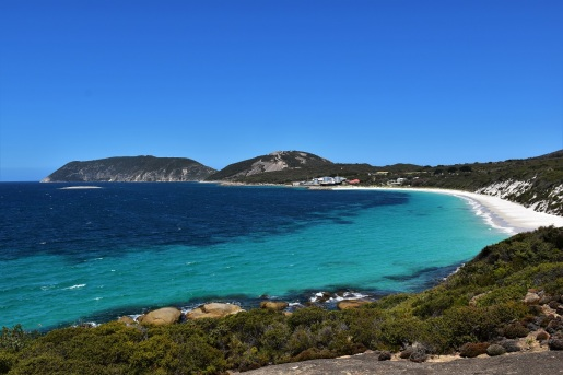 Frenchman Bay, Torndirrup National Park